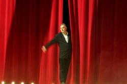 [Philippe Faure sur scène au Théâtre de la Croix-Rousse]