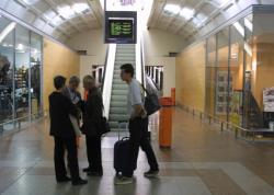 [Journée de grève dans les transports : ambiance à Lyon]