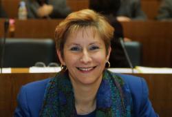 [Annie Guillemot, conseillère générale du Rhône]