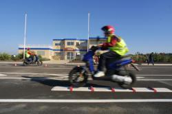 [Centre de prévention routière Percigones à Ternay]