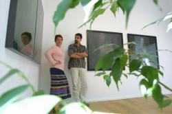 [Galerie Le Réverbère 2 : Catherine Dérioz et Jacques Damez, photographes et galeristes]