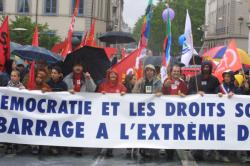 [Manifestation du 1er mai 2002, à Lyon]