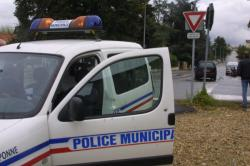 [Police municipale de Craponne : contrôle de vitesse]