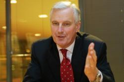 [Michel Barnier, commissaire européen à la Politique régionale]
