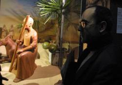 [Basilique Notre-Dame de Fourvière : exposition de crèches, 2002]