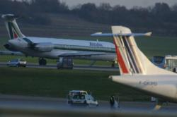 [Détournement d'un avion à l'aéroport Lyon-Saint-Exupéry]