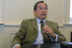 [Bernard Dupasquier, président de l'Office de tourisme de Lyon]