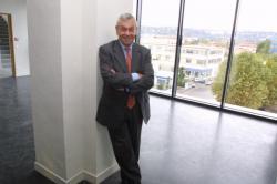 [Ecole d'éclairage de Lyon : Roger Monnami, président du Sonepar Sud-Est]