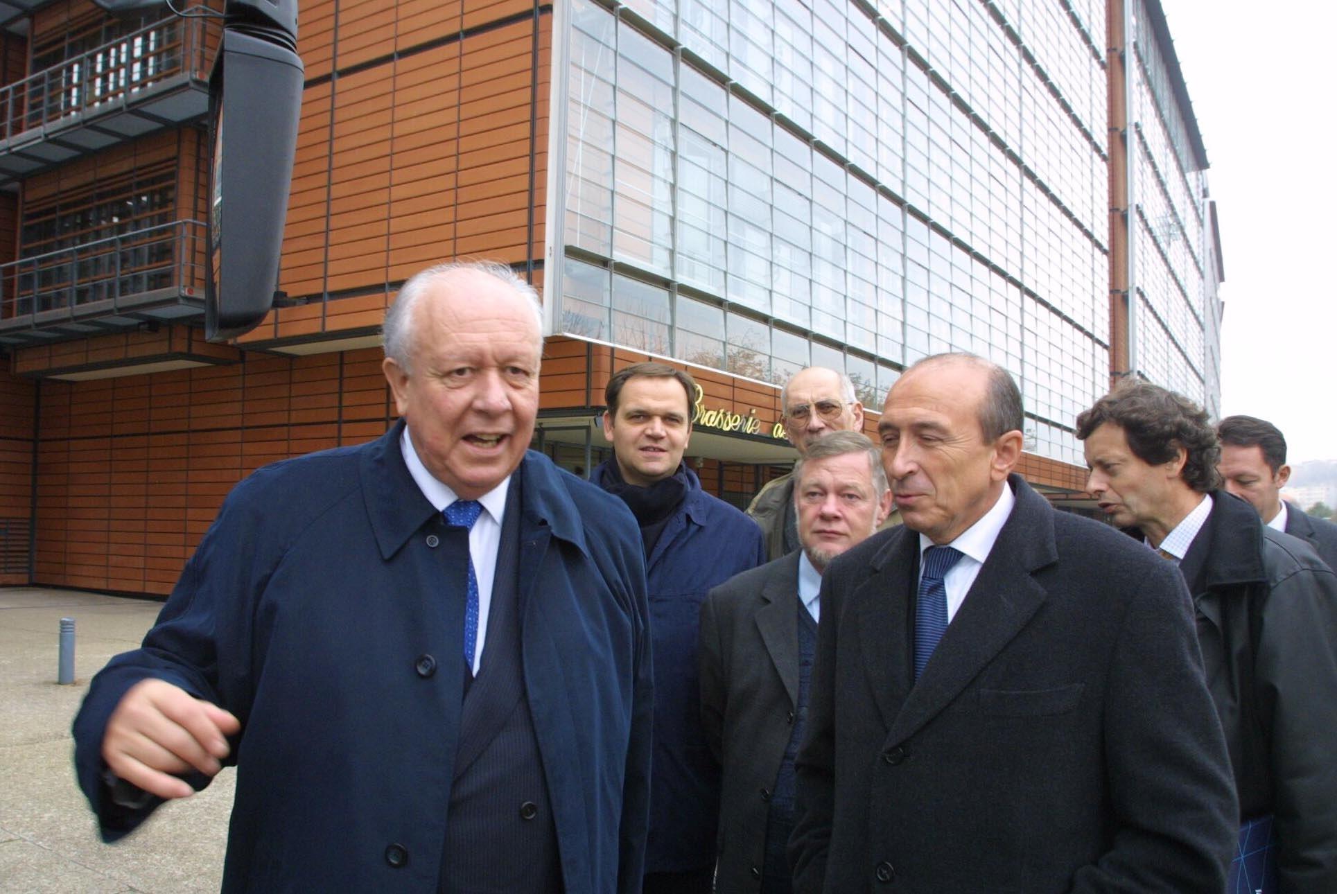 Lyon-Marseille: Jean-Claude Gaudin en déplacement à Lyon