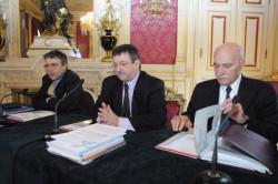 [Ville de Lyon : présentation du budget 2003]