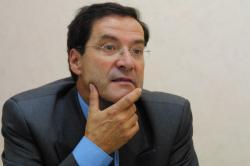 [Pierre-Alain Muet, adjoint au maire de Lyon chargé du Développement économique]