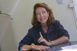 [Danièle Attias-Bonnivard, enseignant-chercheur à l'Ecole centrale de Lyon]
