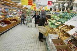 [Hypermarché Carrefour de Francheville]