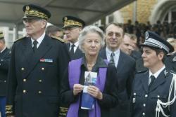 [Cérémonie de sortie de la 54e promotion de commissaires de police à Saint-Cyr-au-Mont-d'Or]