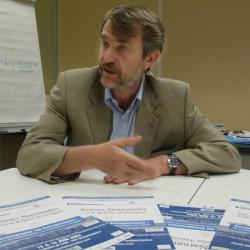 """[Gilles Copin, délégué général de """"Vouloir Entreprendre""""]"""