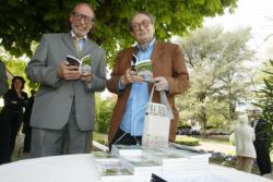 """[Christian et André Mure, auteurs du guide """"Lyon gourmand""""]"""
