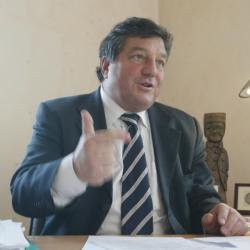 [François Turcas, président régional de la CGPME]