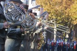 [Célébration de l'armistice du 11 novembre 1918]