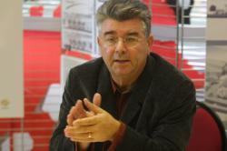[André Gerin, maire de Vénissieux et vice-président du Grand Lyon]