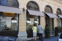 [Boutique Cartier, rue Edouard-Herriot, à Lyon]