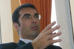 [Jean-Pierre Farandou, directeur régional de la SNCF de Lyon]