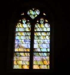 [De nouveaux vitraux pour l'église de Bagnols]