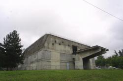 [Réouverture du chantier de construction de l'église Saint-Pierre de Firminy]