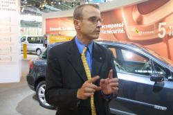[François Grandjeat, directeur régional Lyon Centre-Est de Renault]