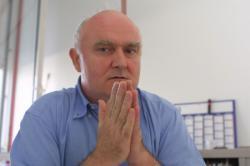 [Pierre Filippi, délégué régional de l'Onivins Rhône-Alpes]