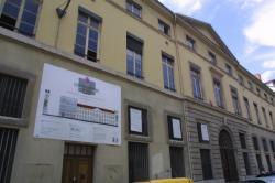[Chantier de l'Université catholique de Lyon (site Carnot)]