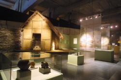 """[Musée de la civilisation gallo-romaine : exposition """"Lyon avant Lugdunum""""]"""
