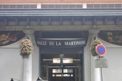 [La Halle de la Martinière]