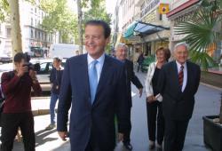 [Cantonales 2004 : Dominique Perben se déclare candidat dans le VIe canton de Lyon]