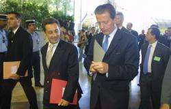 [Discours de Nicolas Sarkozy à Eurexpo]