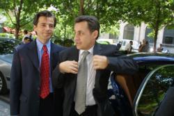 [Nicolas Sarkozy en déplacement à Lyon]
