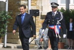 [Cérémonie de sortie de la 53e promotion de commissaires de police à Saint-Cyr-au-Mont-d'Or]