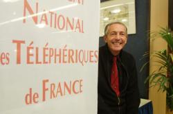 [Jean-Charles Faraudo, président du Syndicat national des téléphériques de France]