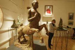 [Galerie Anima(l) : exposition de Rosine Baldaccini]