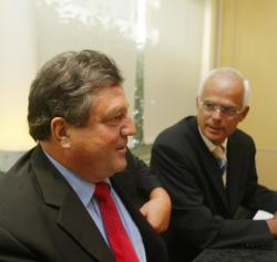 [Accord CGPME/Gil-Medef pour les élections à la chambre de commerce et d'industrie de Lyon]