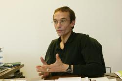 [Jean-Claude Ciappara, directeur du CNSMD de Lyon]