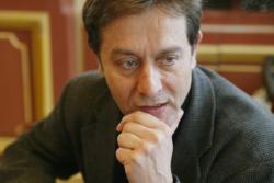 [Didier Sandre, comédien]