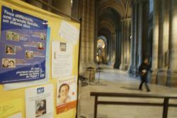 [Campagne d'appel aux dons dans le diocèse de Lyon]