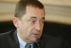 [Emmanuel Berthier, préfet délégué à la Sécurité et à la Défense]