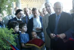 [Rentrée scolaire à Lyon, septembre 2004]