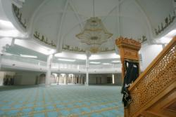 [La Grande mosquée de Lyon]