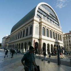 [Opéra national de Lyon: extérieur]