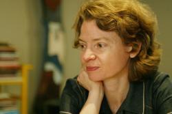 [Sylvie Ramond, directrice du musée des beaux-arts de Lyon]