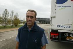 [Thierry Revoyre, président départemental du CNPA]