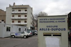[Société d'enseignement professionnel du Rhône (SEPR) : groupe Arlès-Dufour]