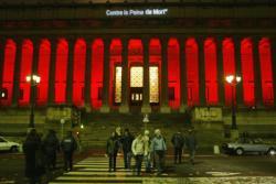 [Palais de justice de Lyon : commémoration de l'abolition de la peine capitale]